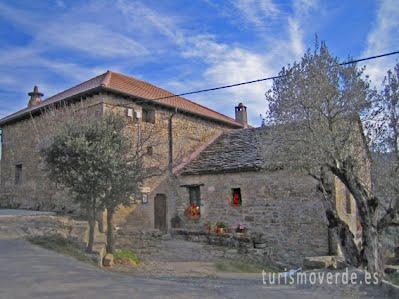 TURISMO VERDE HUESCA. Casa Angulo de Banastón